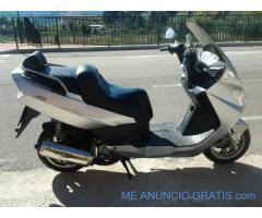 Vendo Escuter Daelim 250cc