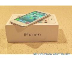 Nuevo Apple iPhone 6 abierto original de fábrica.