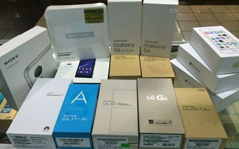LG G4 $400, PS4 $250, SAMSUNG S6, S6 EDGE $500, IPHONE 6 $400, 5S $300