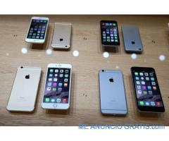 FS:APPLE IPHONE 6 /APPLE IPHONE 6 PLUS 128GB/SAMSUNG GALAXY S6 Edge