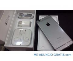 Fábrica espacio abierto IPhone 6 64GB gris con garantía