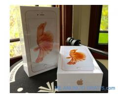 nuevos apple iphone 6s plus marca  WhatsApp + 2348069638919