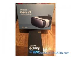Samsung Galaxy S7 Edge with Gear VR in Box