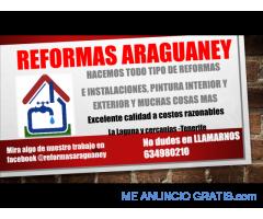 Servicio de Reformas domesticas