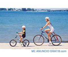 Bicicletas de niños y adultos a precios inmejorables.